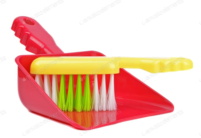Dustpan and Brush