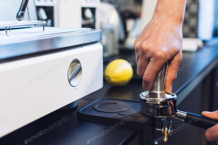 Espresso preparation