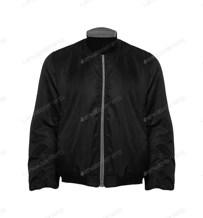 Black Jacket isolated