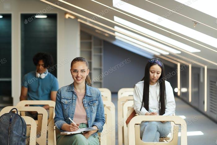 Vorlesungsstudenten