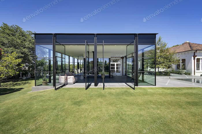 Architectural House Exterior