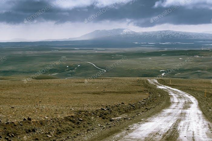 Island Landschaft Reisen Foto Natur