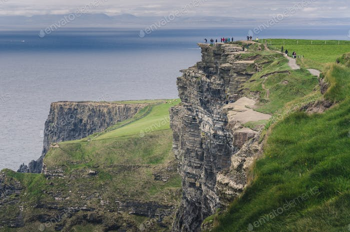 Cliffs of Moher, Ireland's landmark