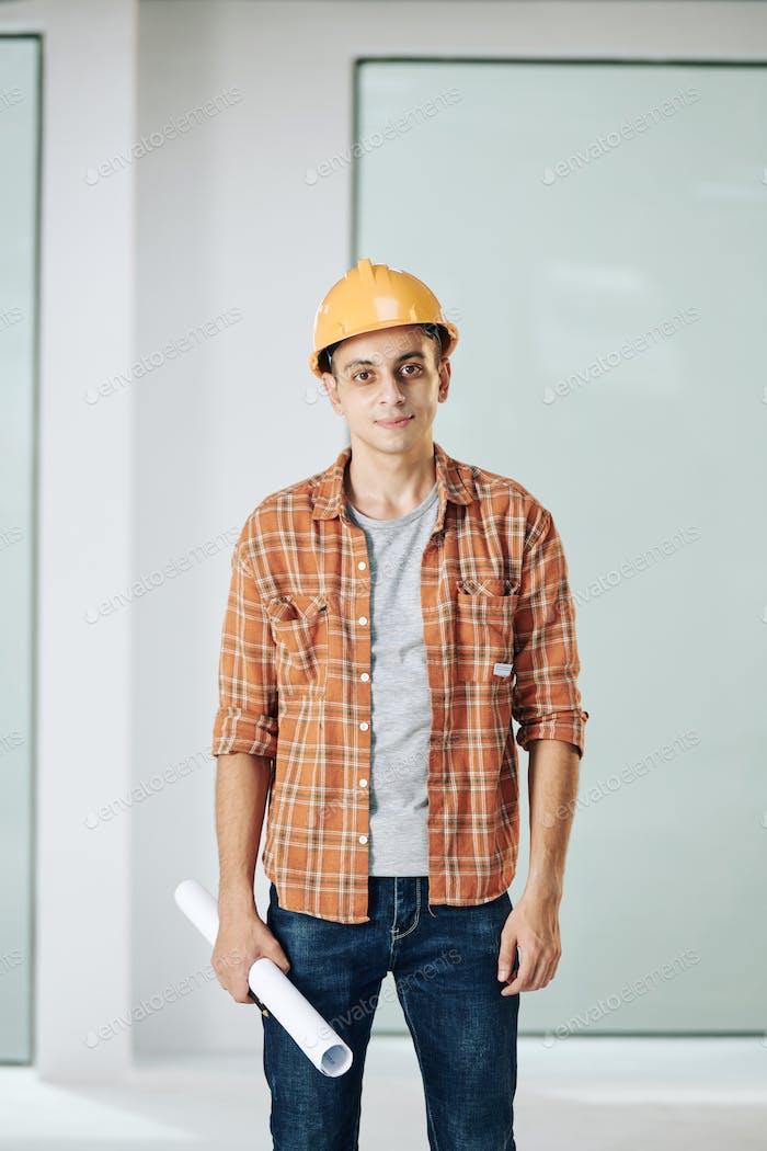 Construction Specialist Portrait