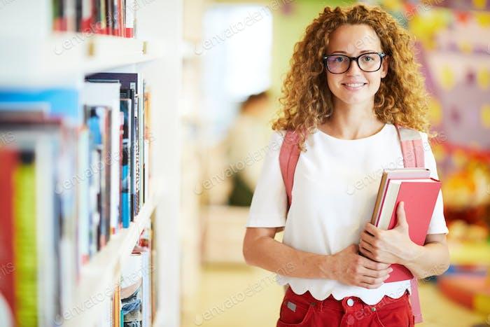 Estudiante Mujer