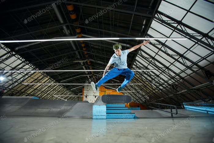 Freestyle trick