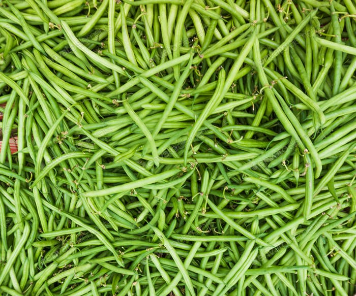Green Beans Background