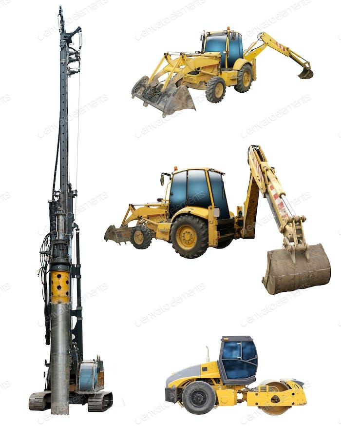 work machines