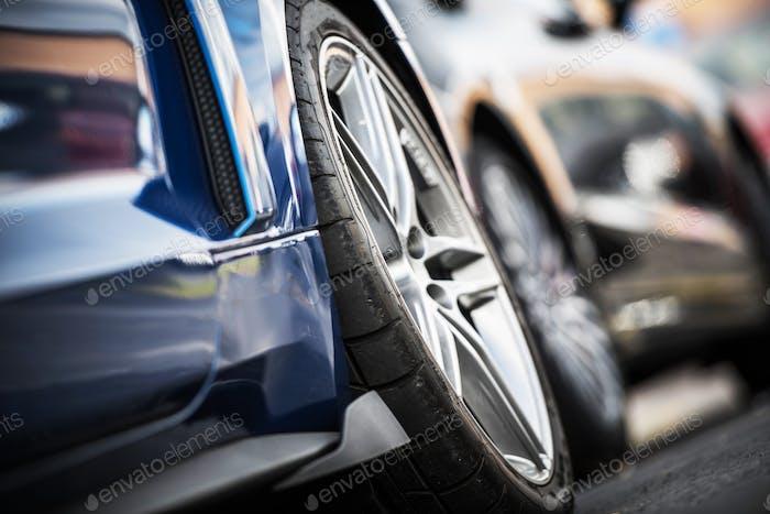 Car Alloy Wheels
