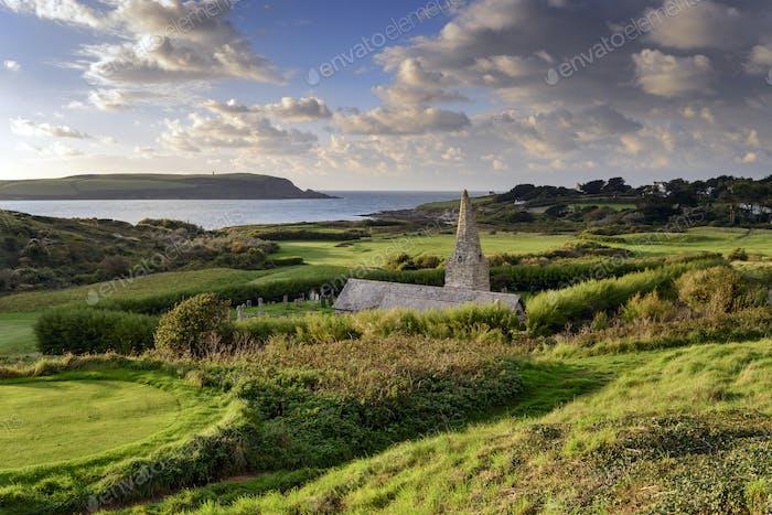 Daymer Bay in Cornwall