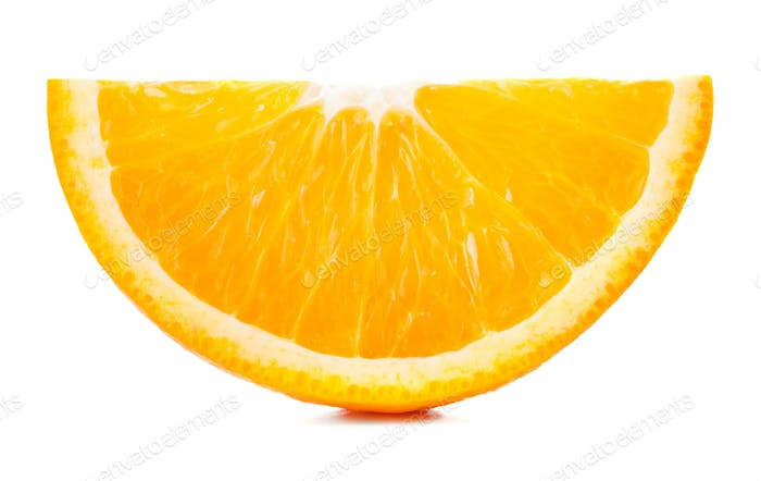 Sclice of orange