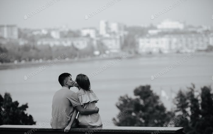 Hombre y Mujer juntos