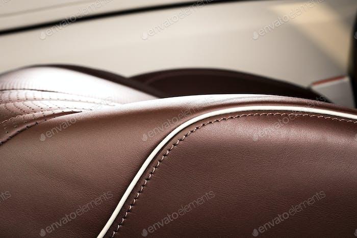 Car seat details