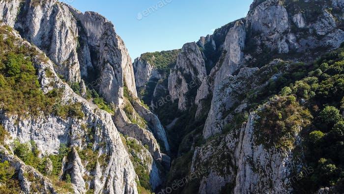Turda Gorges Landscape, Romania
