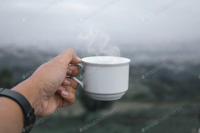 Smoky Hot Drink
