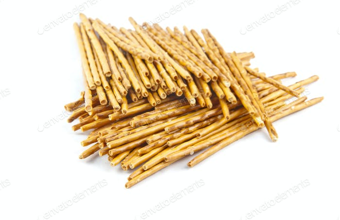 sticks isolated