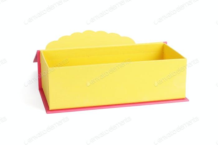 Open Chinese Gift Box