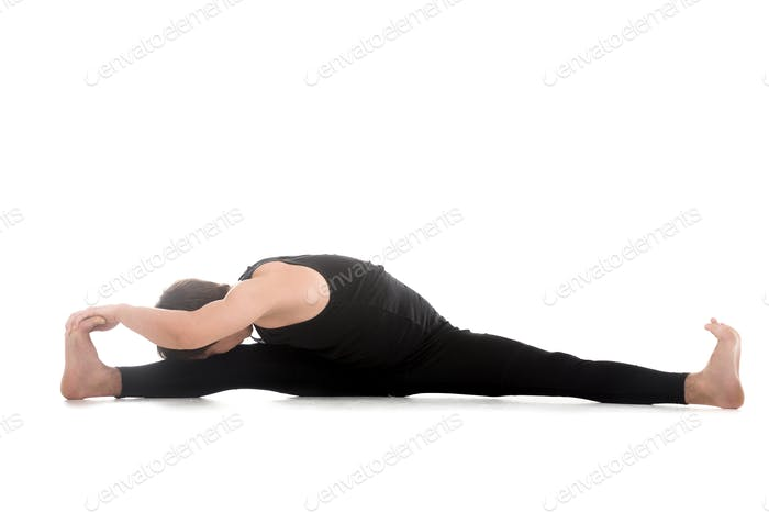 Side Seated Angle Pose