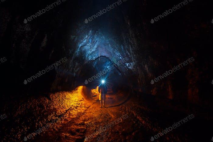 Lava-Tube