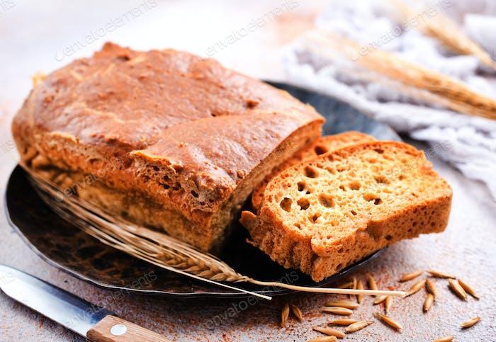 fresh bread