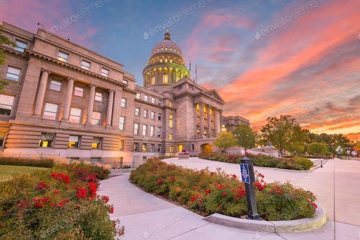 Idaho State Capitol Gebäude