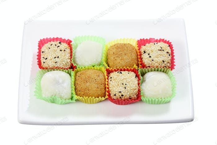 Japanese Mochi