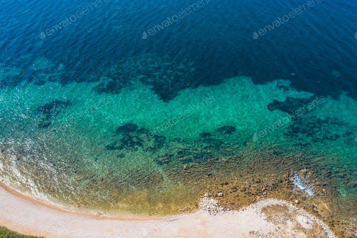 Scenic Beach Antenne Foto