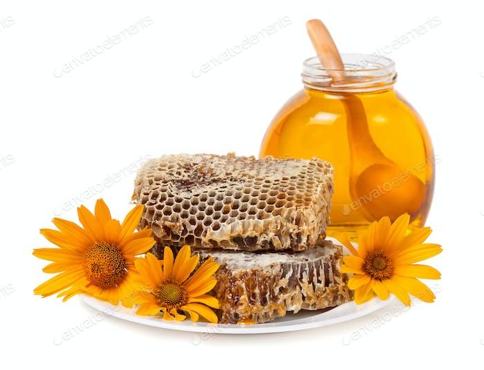 Sweet Flower Honey