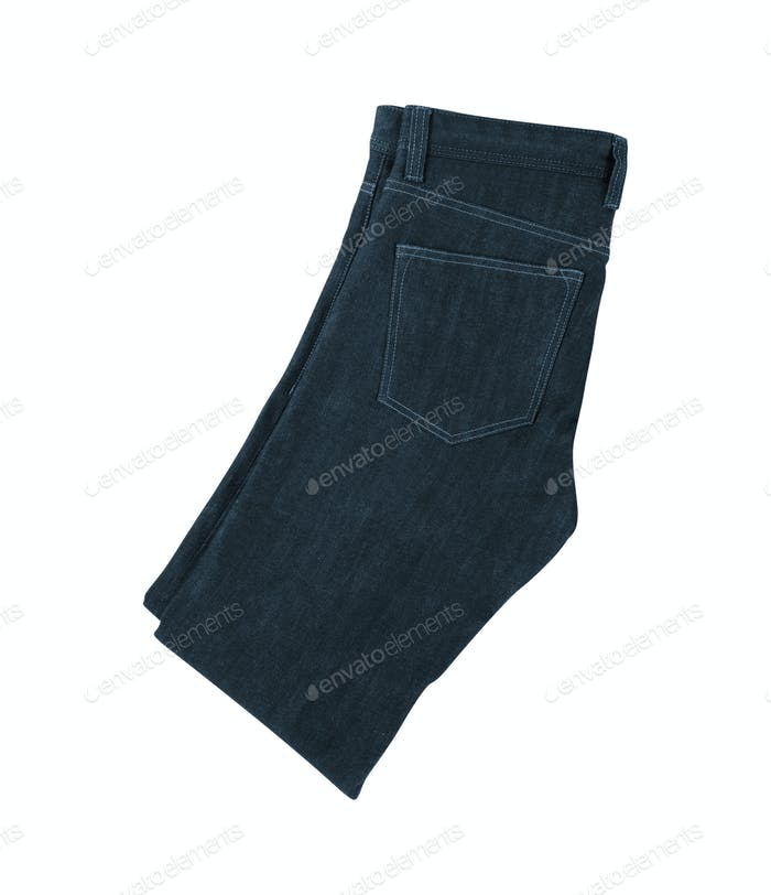 Male jeans shorts