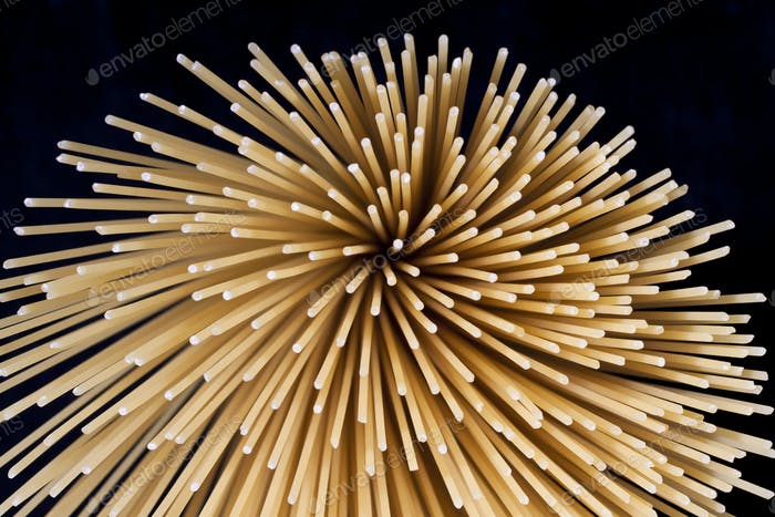 spaghetti lines