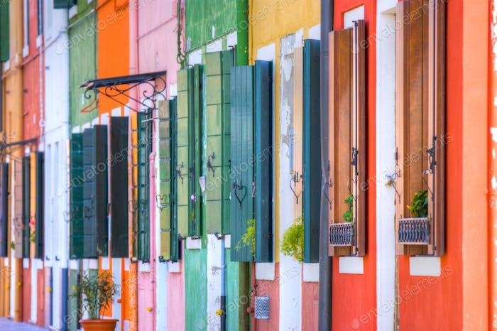 Die Farben von Burano