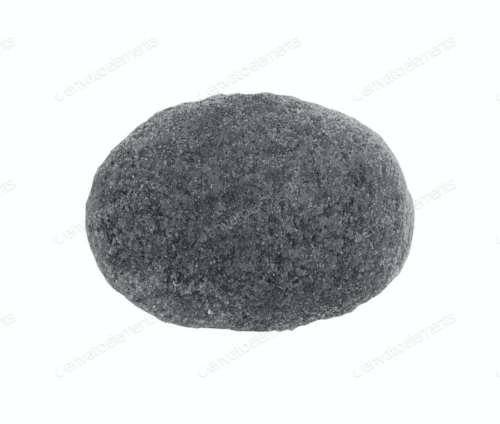 stone isolated on white