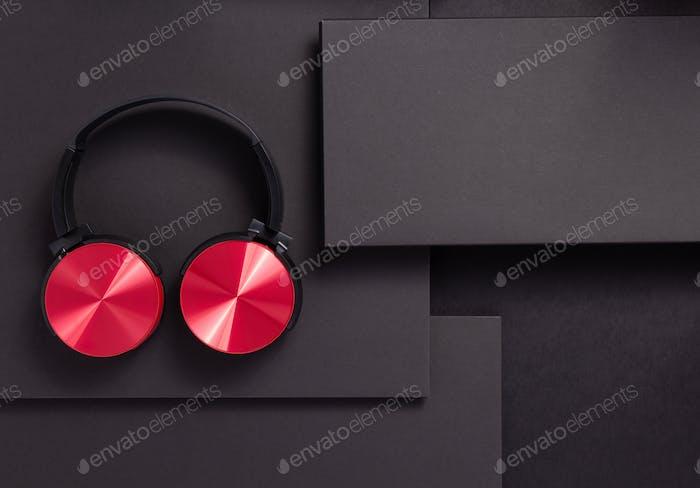 kabellose Kopfhörer oder Kopfhörer