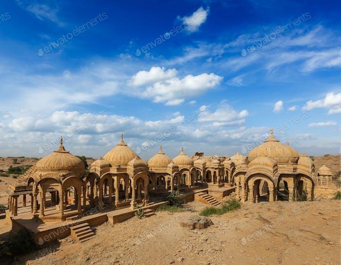 Bada Bagh, Jodhpur, Rajasthan, India