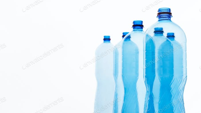 Stopp-Kunststoffkonzept