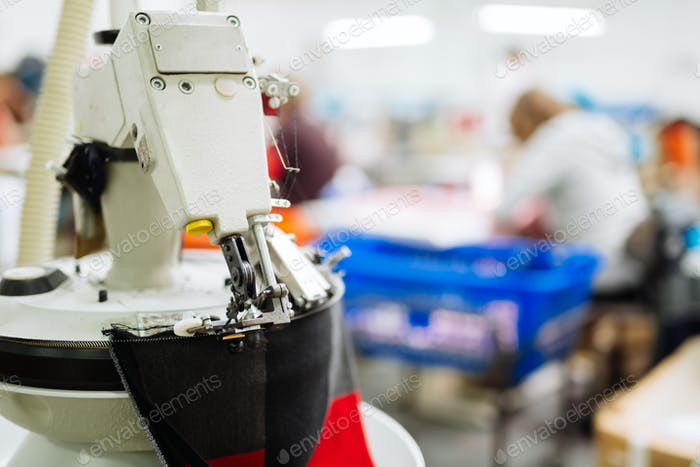Linking machine industry