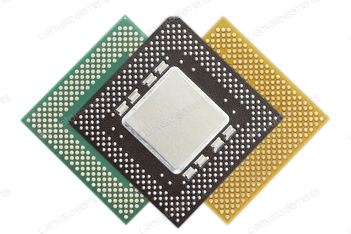 Central processing unit or Computer chip-12
