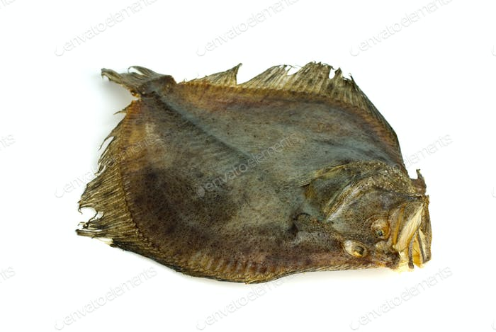 Dried flatfish