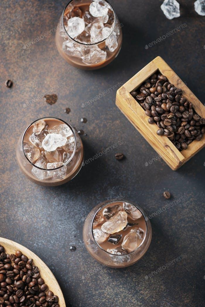 ligueur crémeuse au café