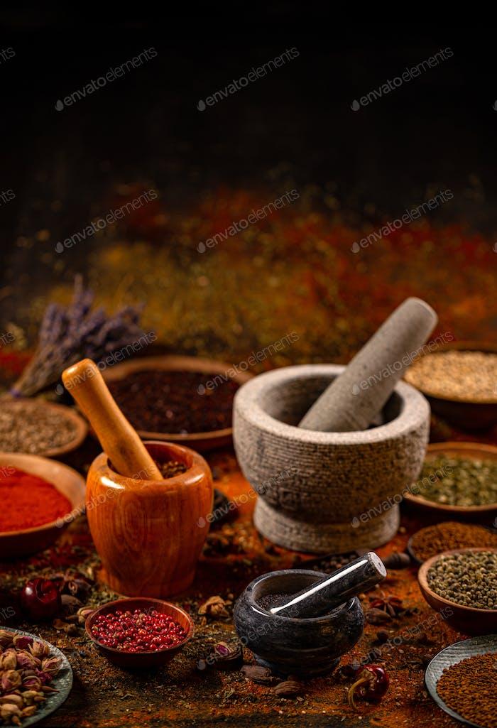 Seasonings for food