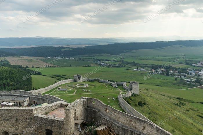 Schloss Spis, Slowakei