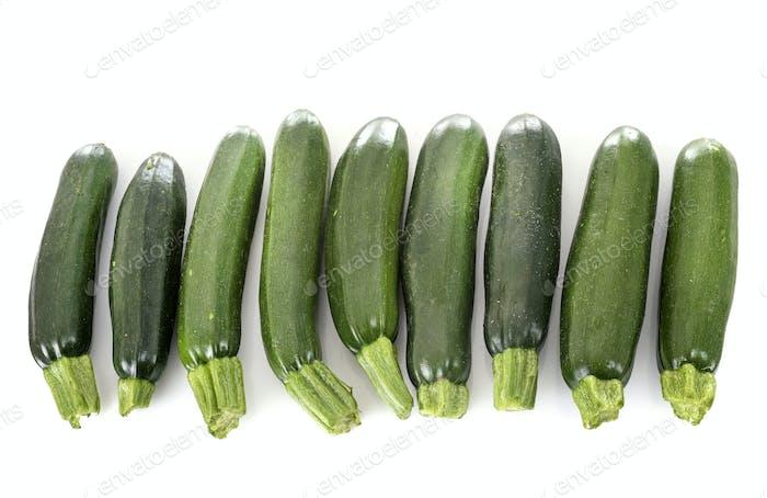 zucchini in studio