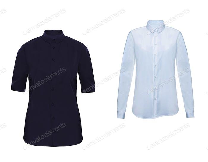 Black and white man T-shirt