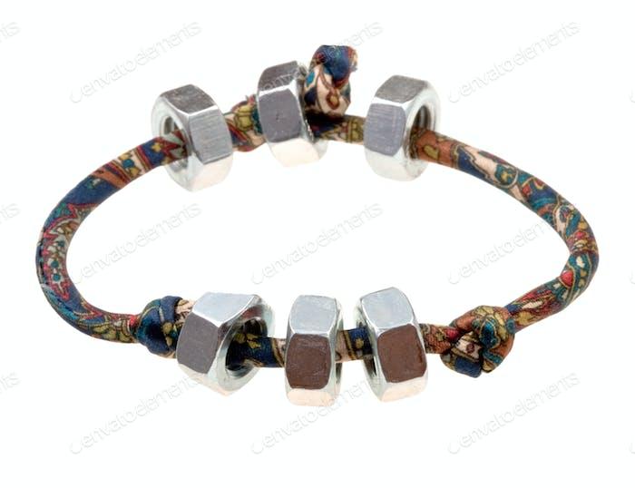 Textil Damenarmband