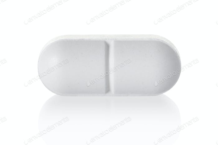 Medical pill tablet