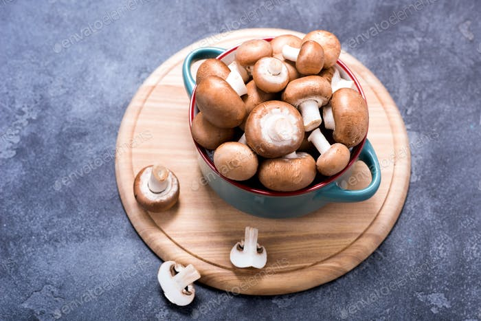 Champignons Mushrooms For Cooking
