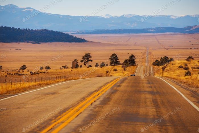 Colorado Landstraße