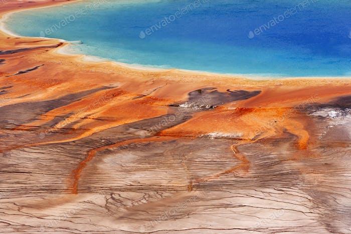 Colorful Yellowstone