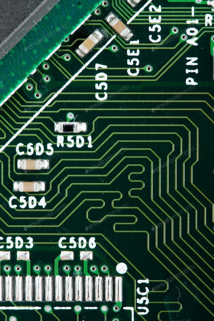 Computer electronic circuit