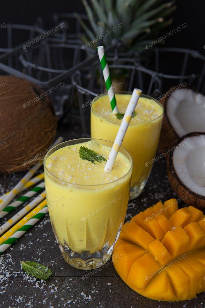 Mango Smoothie/Lassi